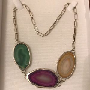 Agate Mexican Necklace